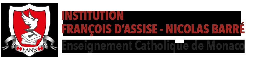 Logo François d'assise Nicolas Barré